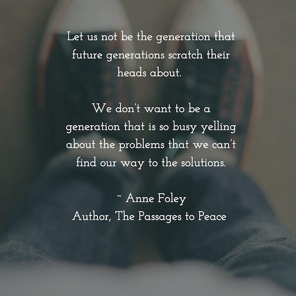 How to Work Together in Collaboration, Anne Foley, Author @AnneFoleyAuthor